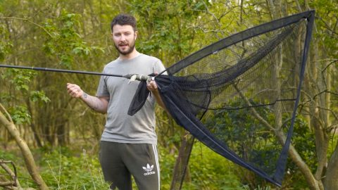 Trakker Hydro Landing Net | Used and Abused