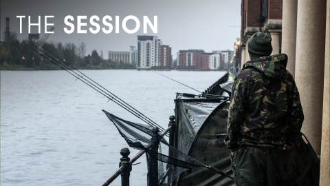 Dave Robinson   The Session   The Wharf