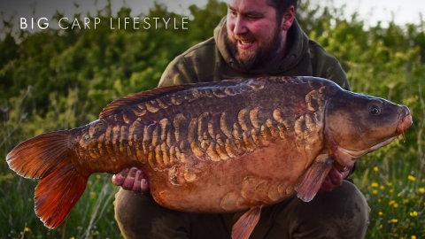The Deep Blue | Marcus Clark | Big Carp Lifestyle Pt.1