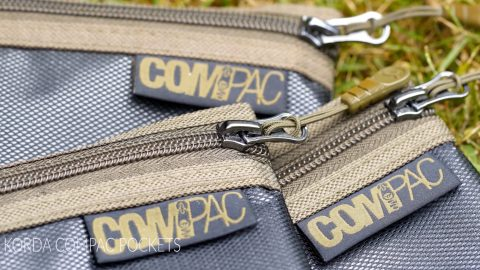 Korda Compac Pouches  What's New