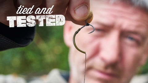 The Withy Pool Rig | Steve Renyard | Tied And Tested