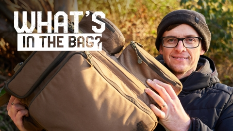 Neil Spooner | What's In The Bag?