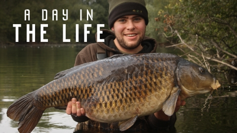 Oxford Carp Baits | Joe Forrester | A Day In The Life