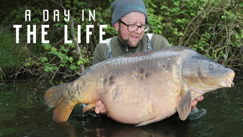 A Professional Angler | Martin Bowler | A Day In The Life