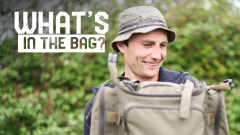 Tom Stokes | What's In The Bag?