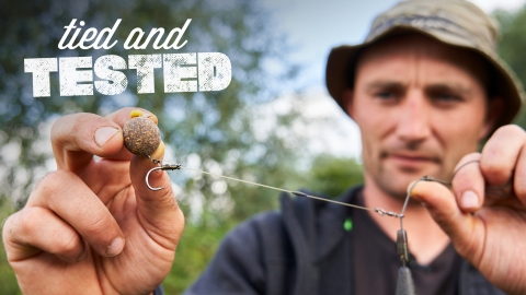 The Stiff D-Rig | Tom Stokes | Tied & Tested