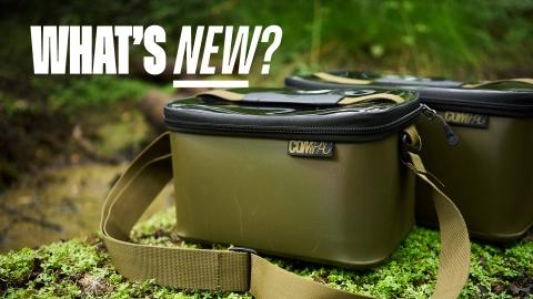 Korda Compac Camera Bag | What's New?